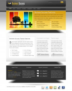 Business Success Theme
