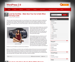 idream wordpress theme