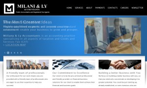 accountants-web-design