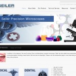 Medical Equipment Website