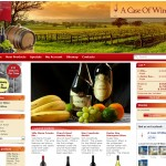 Wine eCommerce Website