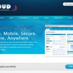 Cloud Accounting Website