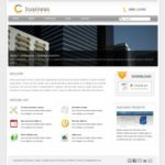 Clean Corporate WordPress Themes