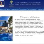 Property Development Web Design