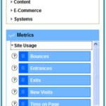Some Enterprise-Class Features of Google Analytics